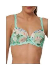LISE CHARMEL model PRETTY NYMPHEA bra fittings color jade