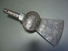 Vintage slaughtermans pole axe head old tool by W Gilpin