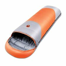 Outdoor Camping Envelope Sleeping Bag Thermal Tent Hiking Waterproof Bag MK