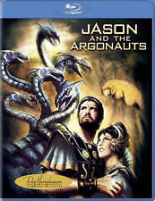 Jason and the Argonauts Blu-ray Region ALL Ships in 24 hours!