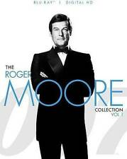 007: The Roger Moore Collection - Vol 1 (3-disc Blu-ray set) James Bond