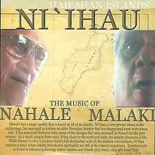 New Sealed Hawaiian Music EP CD Nahale & Malaki Kanahele - Ni'ihau oop