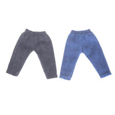 Doll Leggings For Obitsu11 OB11 1/12 BJD Doll Jeans Pants Clothes Accessories%@