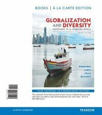 Globalization and Diversity : Geography of a Changing World, Books a la Carte...