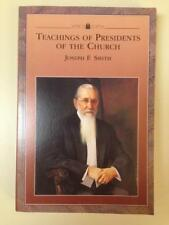 Teachings of President's of the Church By Joseph F. Smith Mormon LDS Book VGC!