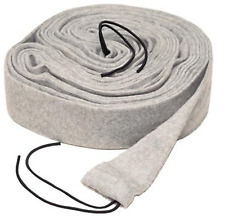 Central Vacuum HOSE SOCK COVER: 30 and 35 Foot With Quick Install Tube