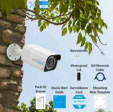 Reolink Poe Rlc-511 Bullet Security Camera Ip Outdoor 4mp 5mp Optical Zoom Onvif