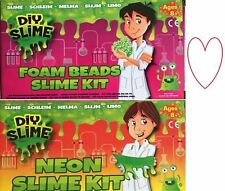 Make Your Own Slime Kit DIY Toys Gifts Present