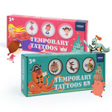 234pcs Kids Gift Box Temporary Tattoos Halloween Stickers Lots Buy Long Lasting