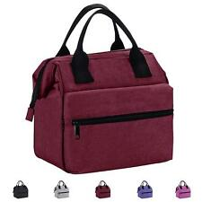Srise Lunch Box Insulated Lunch Bag For Men &Women Meal Prep Lunch Tote Boxes