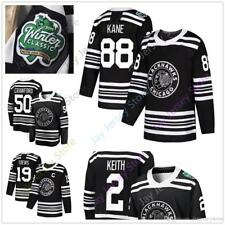 Chicago Blackhawks 2019 Winter Classic Jersey Duncan Keith Jonathan Toews Corey