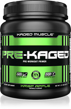 Kaged Muscle PRE-KAGED Workout Intensity and Increase Performance 20 Servings