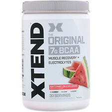 Scivation Xtend Intra Workout Powder with 7g of BCAAs to Build Muscle 30 serving