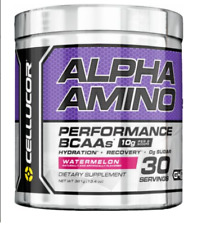 Cellucor Alpha Amino Post Workout Recovery Performance Amino Powder 30 Servings