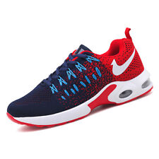 Men's Outdoor Casual Air Cushion Athletic Sneakers Running Walking Sports Shoes