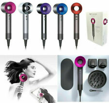 Dyson Supersonic Hair Dryer | Refurbished(Pink/Red/Purple/Blue) 1 Year Warranty