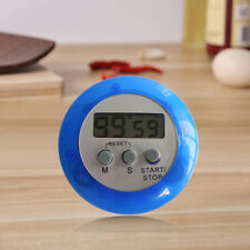 Cute Kitchen Timer Round Electronic Digital Cooking Timers For Home Loud Alarm