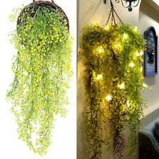 Artificial Plant Ivy Vine Fake Simulation Of The Golden Bell Hanging Wall D D6L0