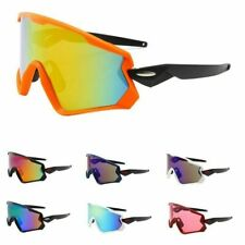 2019 Men Women Cycling Glasses Mountain Bike Goggles Bicycle Sport Sunglasses