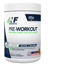 NF Sports Pre-Workout Powder For Supporting Energy 25 Servings