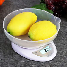 5kg Digital Kitchen Food Diet Postal Scale Electronic Weight Balance Hot