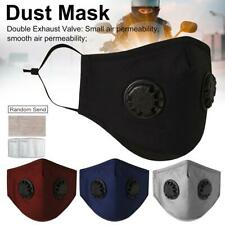 Air Purifying Masks Carbon Filter Mouth Muffle Cover Anti Haze Respirator Filter