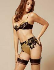 Nayeli Lingerie Set - Agent Provocateur gold black BNWT - various sizes