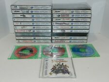 Sega Saturn Games Complete Fun You Pick & Choose Video Games Lot RARES RPG