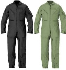 FLIGHTSUIT AIR FORCE COVERALLS US NAVY ALL COLORS SIZE