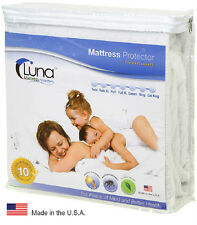 Luna Waterproof Mattress Protector - Made In The USA