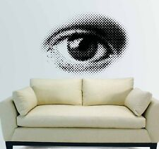 EYE Eye Wall Art Decor Mural Vinyl Decal Sticker