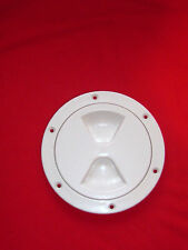 DINGHY/YACHT Inspection hatch - WHITE