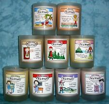 Wild Women 6.5 Ounce Frosted Jar Soy Candles