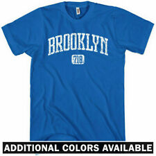 BROOKLYN T-shirt - Area Code 718 - NYC New York XS-4XL