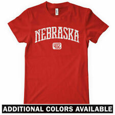 Nebraska 402 Women's T-shirt - Lincoln Omaha Cornhuskers Football - S-2XL