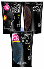 600 G Dylon Machine Wash & Dye Fabric CLOTHES UK