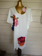 Peter Alexander Womens Photo Rose Sleep Tee Nightie- BNWT- Choose Size
