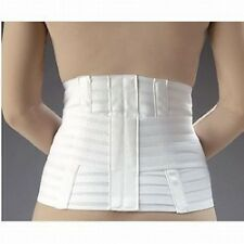 FLA Ventilated Lumbar Support Relief of back pain - Hospital Grade - White