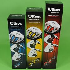 Wilson Prostaff Complete Junior Golf Box Sets All Variations Available New 2012