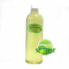 COTTONSEED OIL ORGANIC WINTERIZED  *FREE S&H!* 2 4 8 12 oz... up to Gallon!