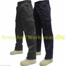 Cargo Work Trouser Workwear Multi Pocket Combat Tough Trade Extreme Pro Pants