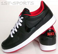 NIKE MENS TRAINERS, SHOES, LEGEND UK 6 to 11 BLACK / RED RRP £60