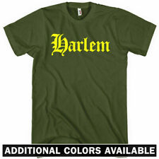 HARLEM T-shirt - Gothic - New York NYC Manhattan 212 718 646 - NEW XS-4XL