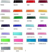 """54"""" x 40 Yards Tulle Bolt 30 Colors Bridal Wedding Draping Decoration"""