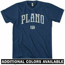 PLANO 972 T-shirt - Area Code 972 - Texas Dallas Ft Worth DFW - NEW XS-4XL
