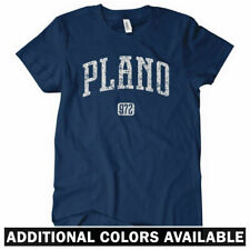 PLANO 972 T-shirt - Area Code 972 - Texas DFW Dallas Ft Worth - Women's S-2XL