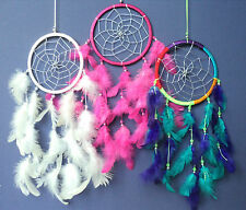 DREAM CATCHER BEAUTIFUL SILVER WEB single dreamcatcher Children's Bedroom