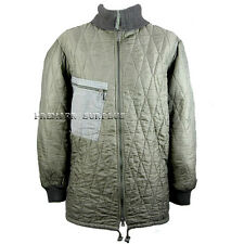 German Army Cold Weather Futter Jacket Quilted Parka Liner