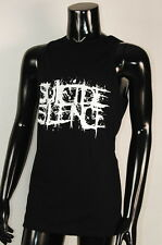 Suicide Silence LOGO No Time to Bleed Cleansing Emo Tank Top Men Woman S,M,L