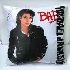 Michael Jackson Cushion Pillow Cover 1pc MJ BAD Style